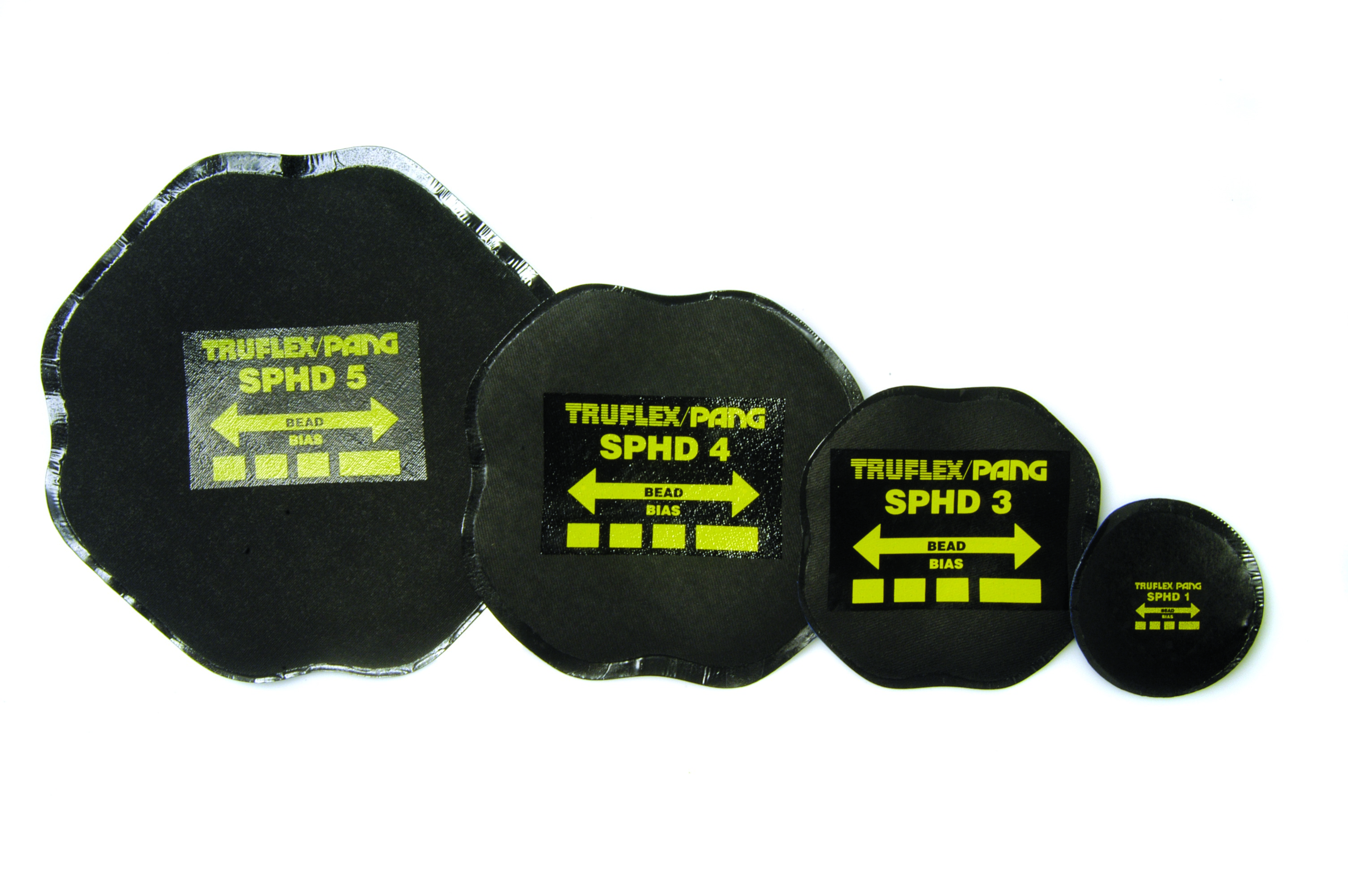 SPHD6 Versacure Crossply Patch 240mm (6 ply)}